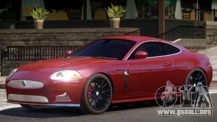 Jaguar XKR-S Tuned para GTA 4