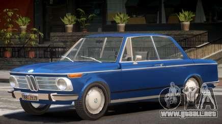 BMW 2002 para GTA 4
