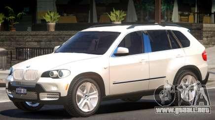 BMW X5 Y9 V1.1 para GTA 4