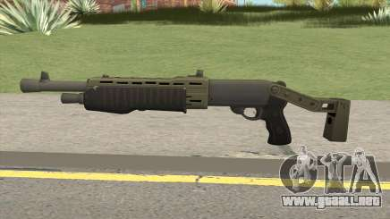 Combat Shotgun (Fortnite) para GTA San Andreas