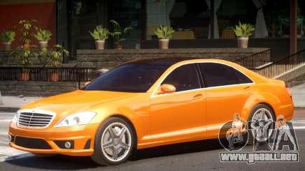 Mercedes S65 V1.1 para GTA 4