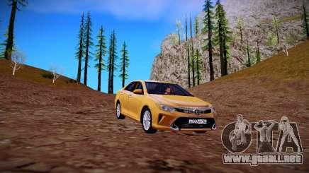 Toyota Camry 55 para GTA San Andreas