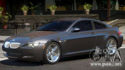 BMW M6 Y11 para GTA 4