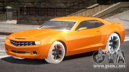 Chevrolet Camaro SS Sport para GTA 4