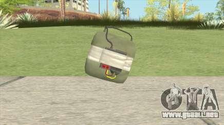 Explosives GTA IV para GTA San Andreas