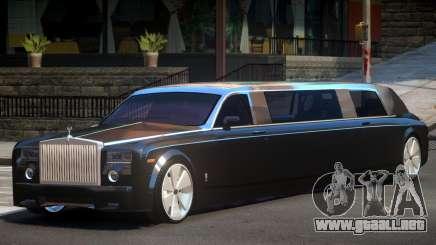 Rolls Royce Phantom Limo para GTA 4