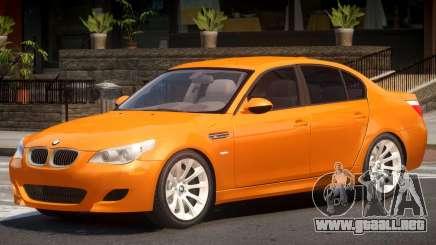 BMW M5 Y11 para GTA 4