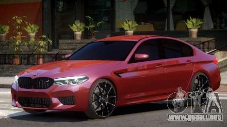 BMW M5 F90 Elite para GTA 4