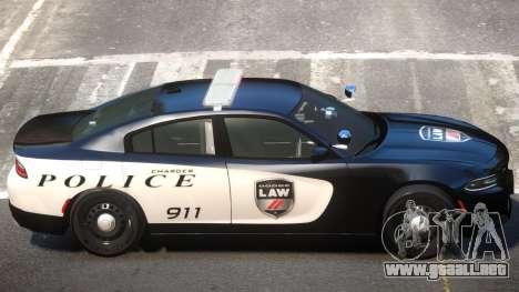 Dodge Charger Police V1.0 para GTA 4