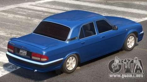 GAZ 31105 V1.0 para GTA 4