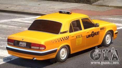 GAZ 31105 Taxi para GTA 4
