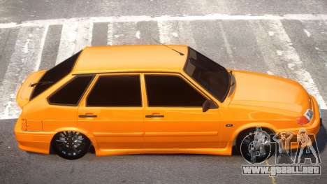 VAZ 2114 ST para GTA 4