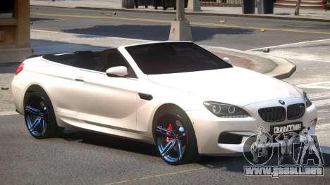 BMW M6 Cabrio V1.0 para GTA 4