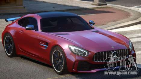Mercedes-Benz AMG GT-R para GTA 4