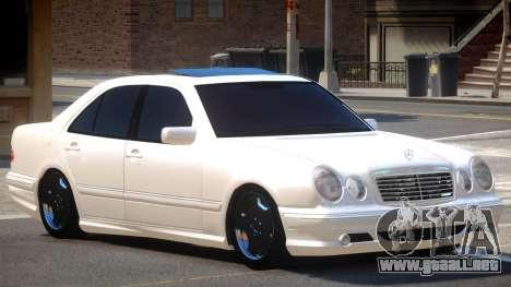 Mercedes E55 V1.0 para GTA 4