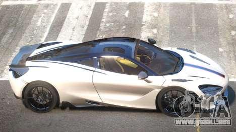 McLaren 720S Sport para GTA 4