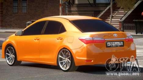 Toyota Corolla ST para GTA 4