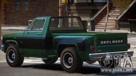 Declasse Rancher Tuned para GTA 4
