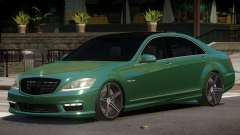 Mercedes Benz S65 Tuned para GTA 4
