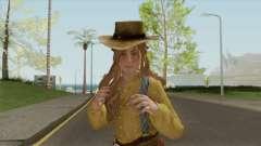 Sadie Adler (Red Dead Redemption 2) para GTA San Andreas