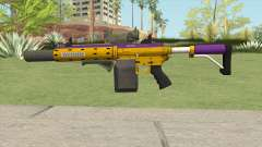 Carbine Rifle GTA V (Mamba Mentality) Full V1 para GTA San Andreas