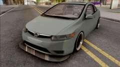 Honda Civic Si FN2 para GTA San Andreas