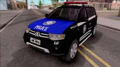 Mitsubishi Pajero Sport SAPD