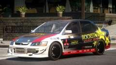 Mitsubishi Lancer Evolution 8 RS J1 para GTA 4