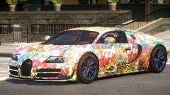 Bugatti Veyron 16.4 GT PJ5 para GTA 4