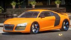 Audi R8 GT Sport V1.0 para GTA 4