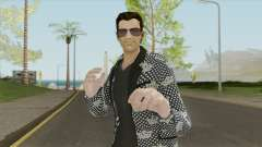 Tommy Vercetti Casual V1 para GTA San Andreas