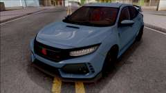 Honda Civic Type R 2017 HQLM para GTA San Andreas