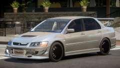 Mitsubishi Lancer Evolution 8 RS para GTA 4