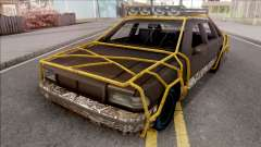 Reinforced Sedan SA Style para GTA San Andreas