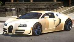 Bugatti Veyron 16.4 GT PJ1 para GTA 4
