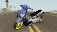 Yamaha Nouvo Z Babylook