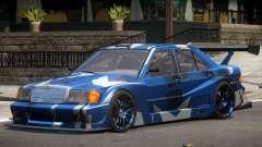 Mercedes 190E Sport PJ2 para GTA 4