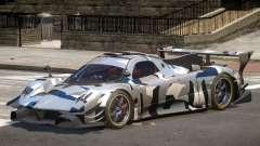 Pagani Zonda GT-R PJ4 para GTA 4