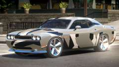 Dodge Challenger SRT8 Tuned PJ4 para GTA 4