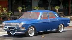 GAZ 24 Volga V1.0 para GTA 4