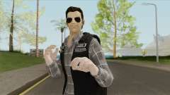 Tommy Vercetti Casual V4 (The Lost Biker) para GTA San Andreas