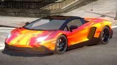 Lamborghini Aventador STR PJ3 para GTA 4
