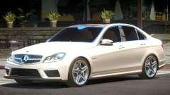 Mercedes-Benz C63 V1.0 para GTA 4