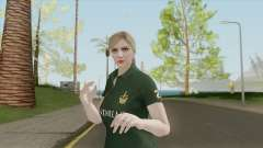 Random Female Skin Rubia V1 (GTA Online) para GTA San Andreas