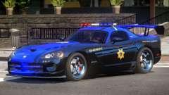 Dodge Viper SRT Police V1.0 para GTA 4