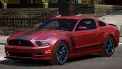 Ford Mustang RS V1.0 para GTA 4