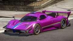 Pagani Zonda GT-R PJ6 para GTA 4