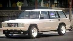 VAZ 2104 Custom para GTA 4