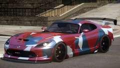 Dodge Viper GTS V1.1 P2 para GTA 4