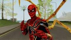 Spider-Man (PS4) V1 para GTA San Andreas